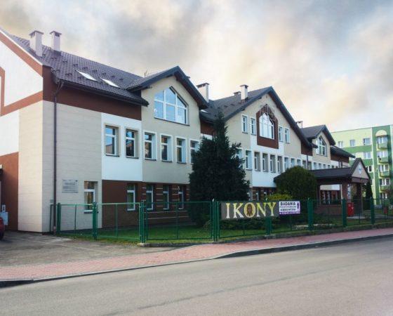 Budynek usługowy