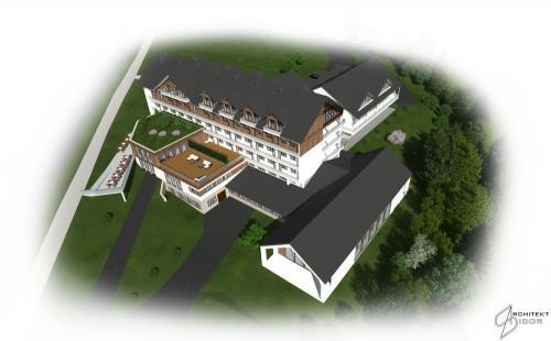 Sanatorium DEDAL w Polańczyku
